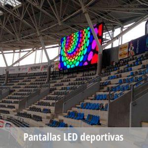Pantallas LED deportivas